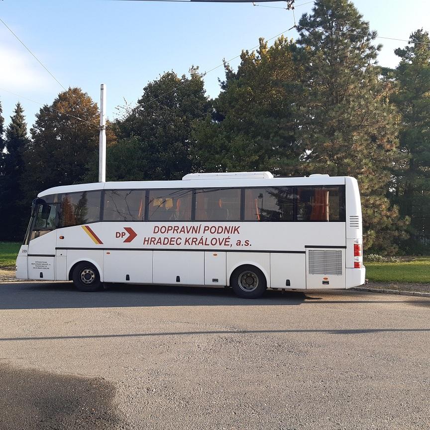 Autobus SOR LH 9,5