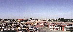 Areál Dopravního podniku