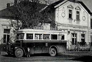 Obrázek Autobus Škoda 506