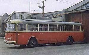 Obrázek Trolejbus 9TR
