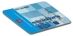 city card