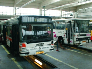 Servis autobusů Irisbus, Karosa